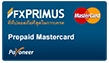 FXPRIMUS Prepaid MasterCard