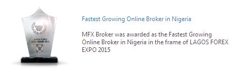 LAGOS FOREX EXPO 2015
