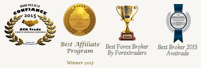 Forex broker awards 2017